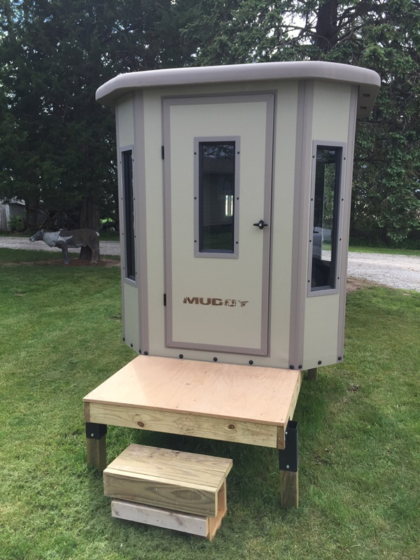 Need A New Box Blind Iowawhitetail Forums